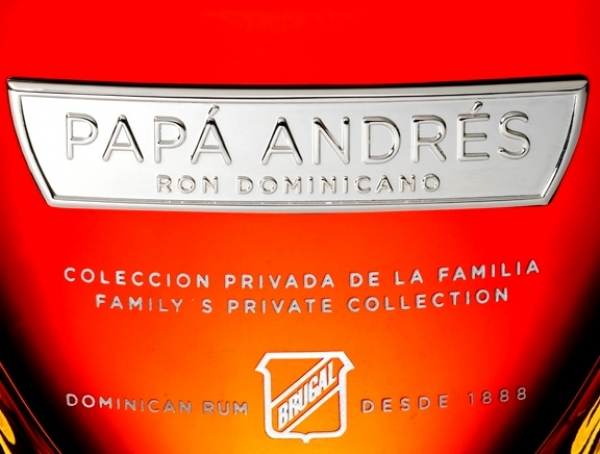 Brugal Papá Andrés, un ron excepcional para gourmets y sibaritas