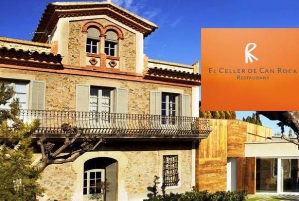 Restaurant Celler Can Roca