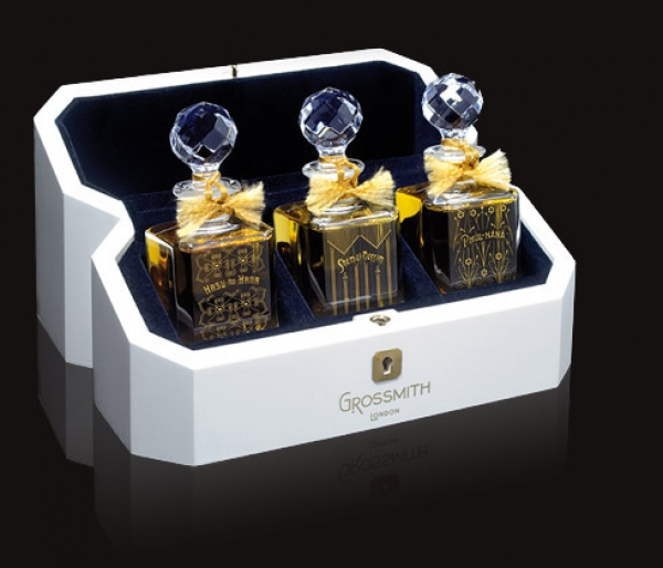 Baccarat Collection Grossmith London - Classic Triple