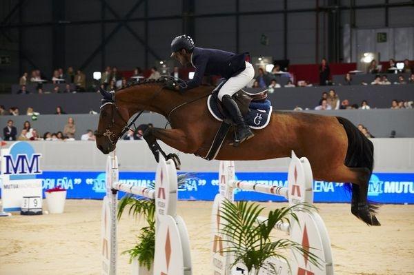 Lo mejor de la hípica se disfrutó en el Madrid Horse Week