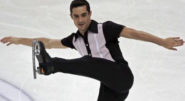 Javier Fernández conquista el ISU Grand Prix de Patinaje Trophée de France