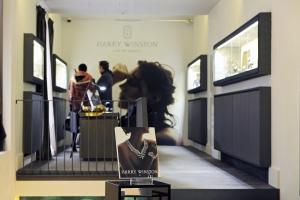 GR Barcelona da la bienvenida a Harry Winston en su boutique de la Diagonal