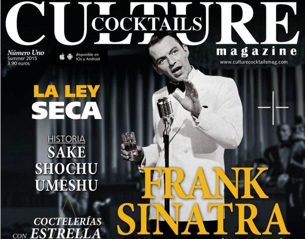 Presentación de la revista Culture Cocktails Magazine - CCm