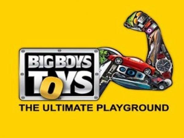 Big Boys Toys, la mayor exposición del sector lujo en Oriente Medio