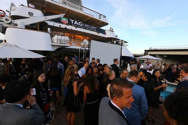 Tag Heuer celebra una exclusiva fiesta en Mónaco