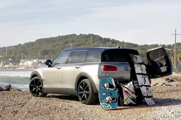 MINI Clubman Cooper S, un capricho familiar