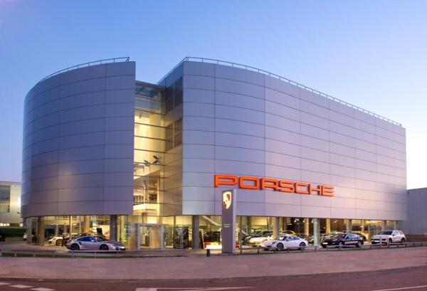 Concesionario Porsche Barcelona