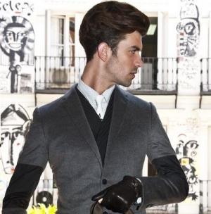 El fotografo Framn Rezende nos acerca a la moda masculina