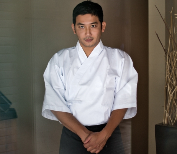El restaurante Shibui presentó a su nuevo chef, Daisuke Fukamura