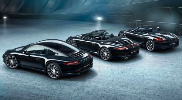 Gama Porsche Black Edition