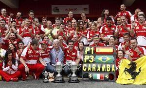 Extraordinaria victoria de Fernando Alonso en el Gran Premio de España