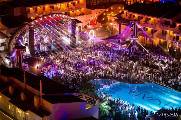 Smart Sunset Party en Ushuaïa Ibiza Beach Hotel