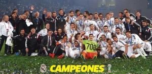 Real Madrid campeón del Mundial de Clubes 2014