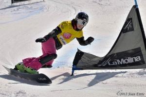 Copa del Mundo de Snowboard