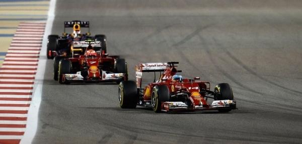 Gran Premio de Bahrein F1 - Los motores Mercedes imponen el mandato sobre la pista
