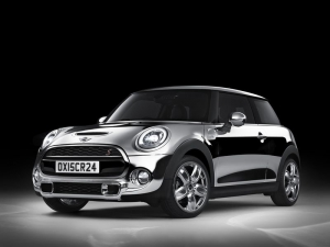 MINI Chrome Line Exterior Deluxe