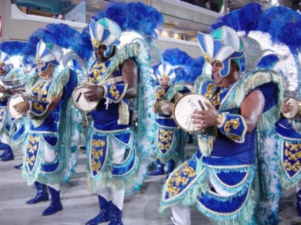 Viajar a Los Carnavales de Brasil, El centro del universo