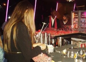 El Bartender y Barista Miguel Angel Diaz