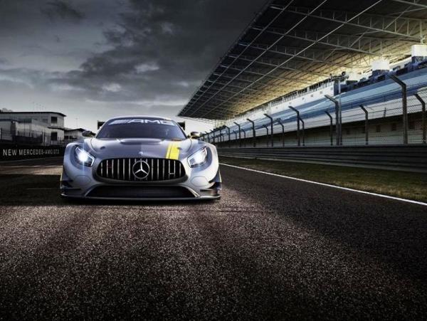 El Mercedes-AMG GT3 desafía a sus rivales con un nuevo bólido para competiciones amateurs