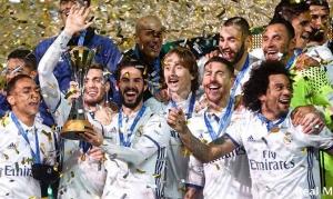 Real Madrid, mejor Club de Futbol del Mundo
