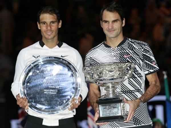 El mejor tenis del mundo se dió cita en la final del Open Australia