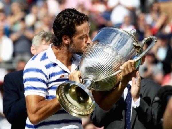 Feliciano López conquista el torneo de Queen's - London