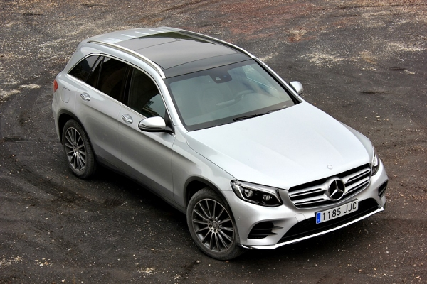 Mercedes-Benz GLC 220 d, digno heredero