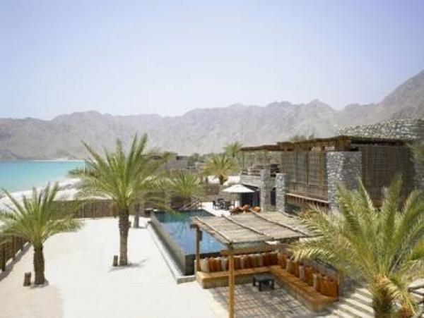 Resort Six Senses Hideaway Zighy Bay Omán