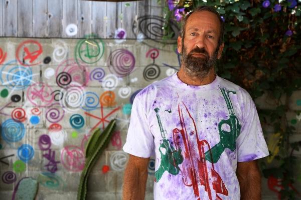 Exposición de Kenny Scharf en La Nave Salinas de Ibiza