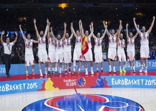 La selección española de baloncesto se proclama Campeona de Europa