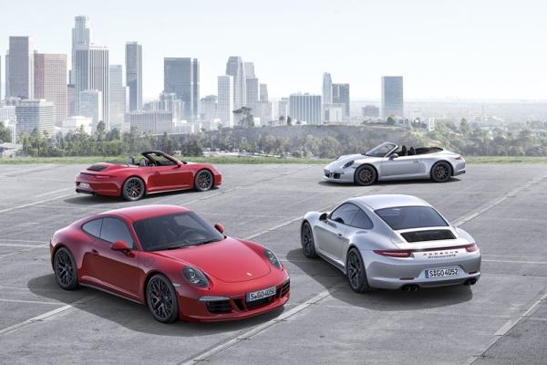 Cuatro modelos Carrera más dinámicos y potentes