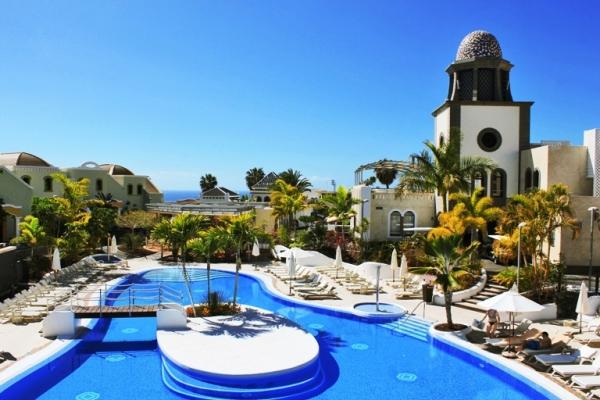 Hotel Suite Villa María - Relax junto al golf en la Isla de Tenerife