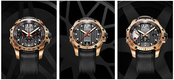 Superfast Automatic, Superfast Power Reserve y Superfast Chronograph