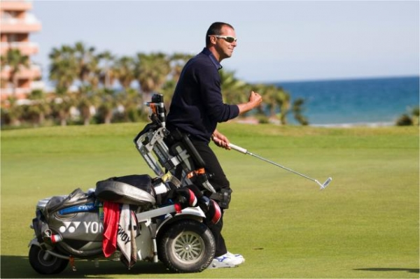 Tercera edición del EDGA-Terramar Open for Wheelchair Golfers en Terramar Sitges Golf