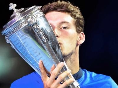 Pablo Carreño conquista el ATP de Moscú