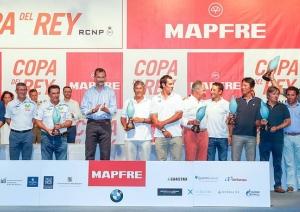 34 Copa del Rey MAPFRE corona a sus campeones