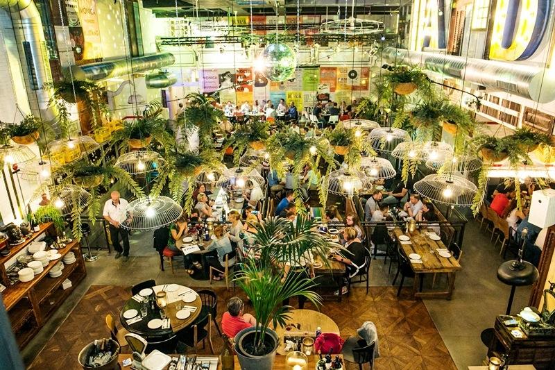 IUltramarinos, un restaurante original donde disfrutar de la buena gastronomía