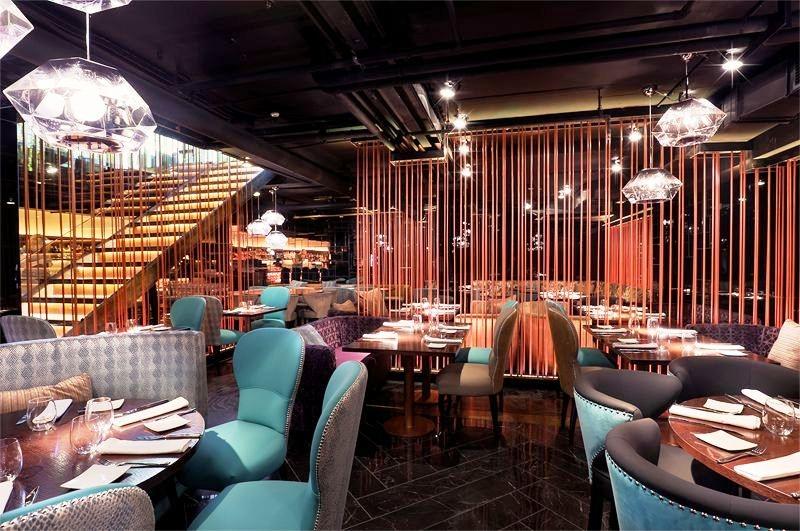 INubar, un nuevo restaurante y bar de copas en el centro de Barcelona