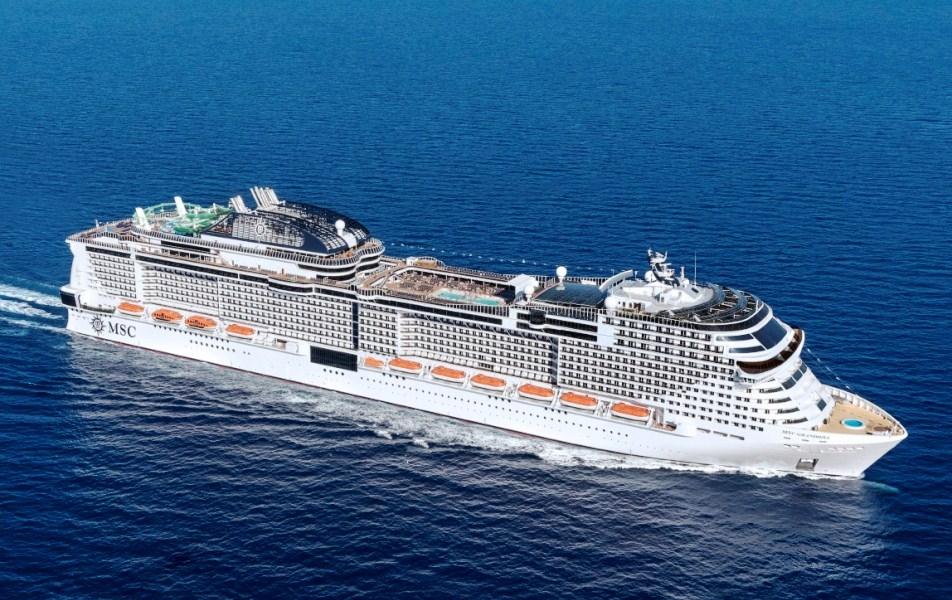 ICrucero MSC Grandiosa