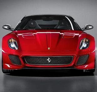 Ferrari 599 GTO Carsluxe