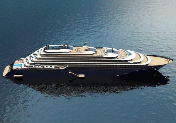 El grupo Ritz-Carlton se estrenará en los cruceros de lujo con The Ritz-Carlton Yacht Collection