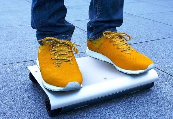 WalkCar, el revolucionario patinete eléctrico para moverse por la ciudad