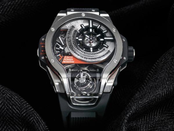 Reloj Hublot MP-09 Tourbillon Bi-Axis