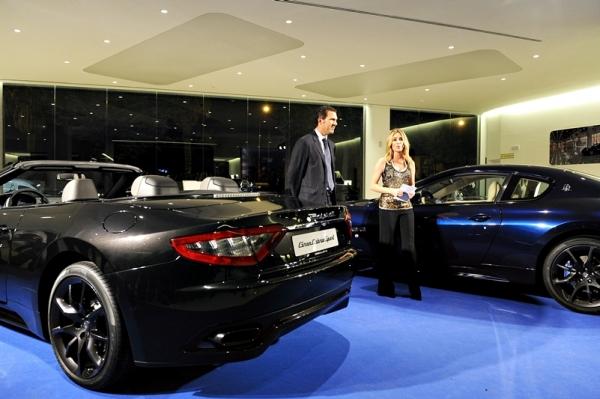 Presentación Maserati GranTurismo Sport y Maserati GranCabrio Sport