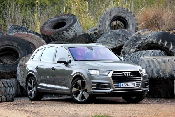 Audi Q7 3.0 TDI 272cv quattro