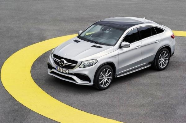Mercedes-AMG GLE 63 Coupé 4MATIC