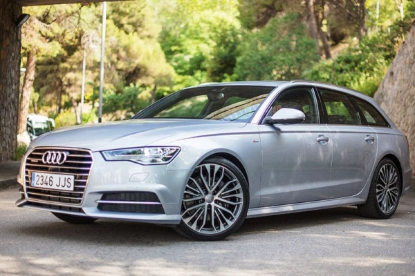 Audi A6 Avant 3.0 TDI 218 CV quattro S tronic S Line, el familiar por excelencia