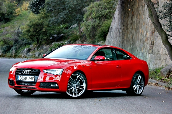 Audi A5 3.0 TDI Multitronic S-Line