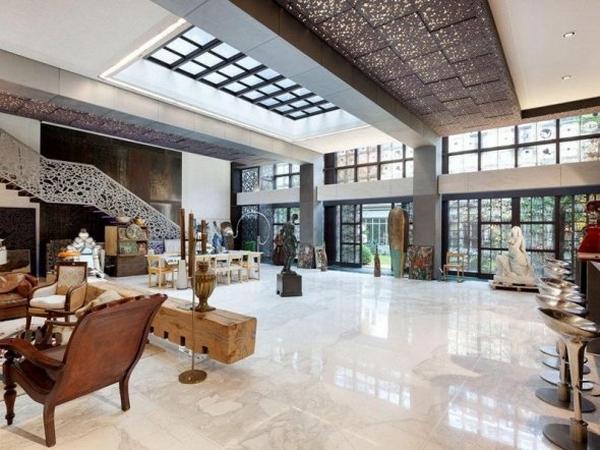 El Actor Gerard Depardieu pone su fabulosa casa de Paris en venta