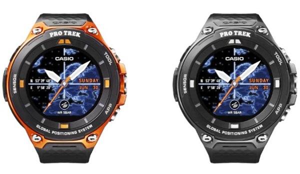 Casio Smart Outdoor Watch WSD-F20